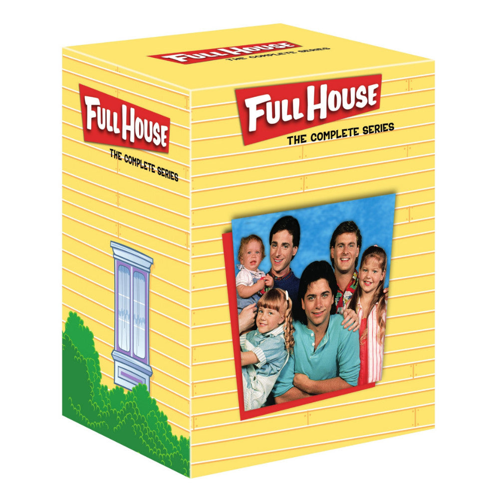 Full House: The Complete Series (DVD)