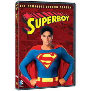 Superboy: The Complete Second Season (MOD)