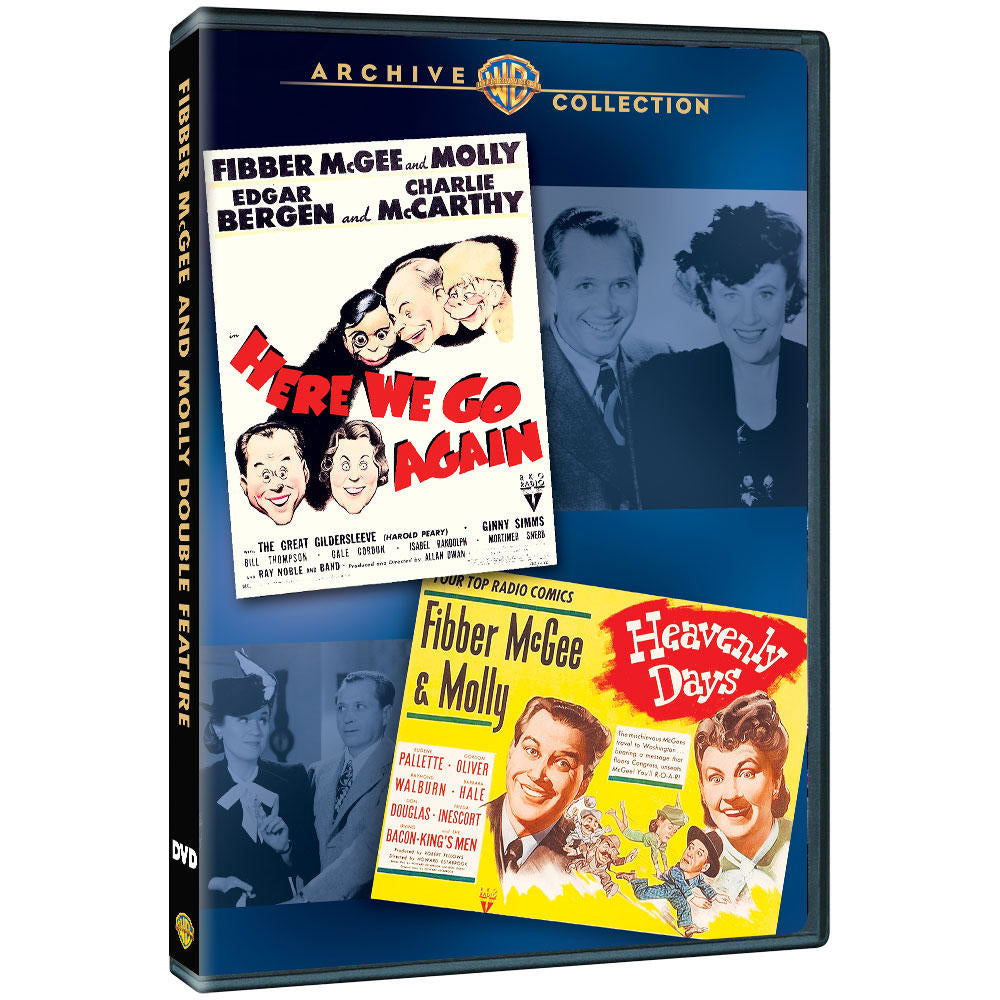 Fibber McGee and Molly Double Feature (MOD)