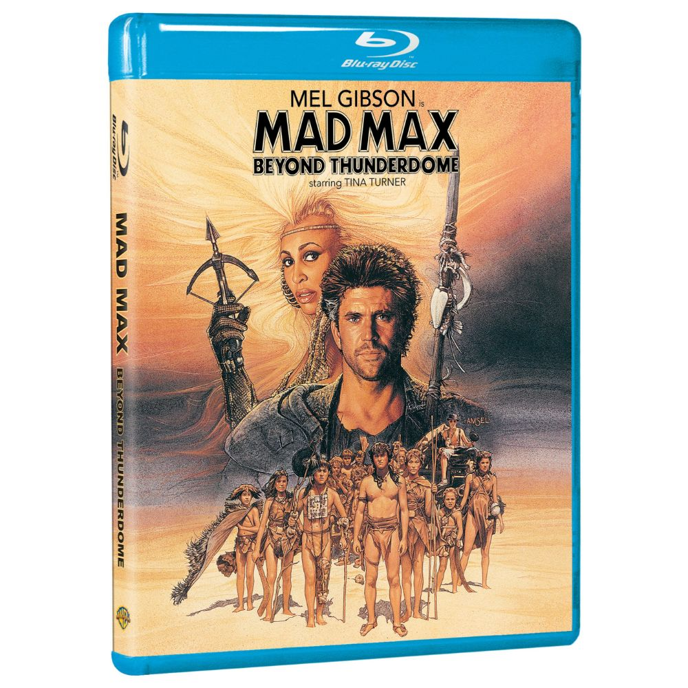 Mad Max Beyond Thunderdome (BD)