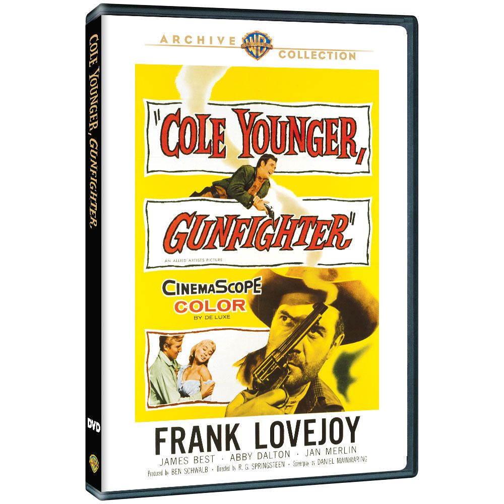 Cole Younger, Gunfighter (MOD)