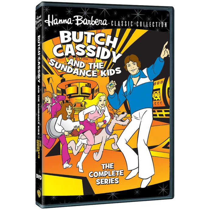 Butch Cassidy and the Sundance Kids (The Complete Series) (MOD)