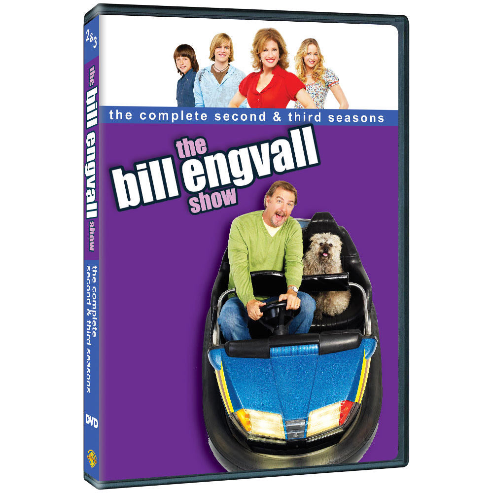 The Bill Engvall Show: The Complete Second and Third Seasons (MOD)
