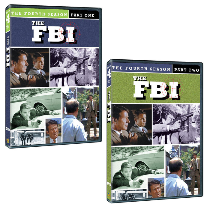 The FBI: The Complete Fourth Season