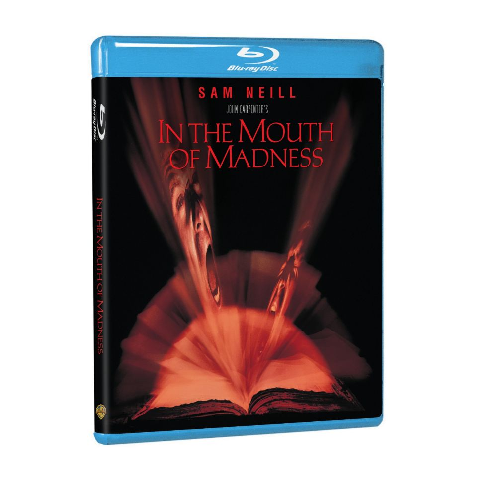 In the Mouth of Madness (BD)