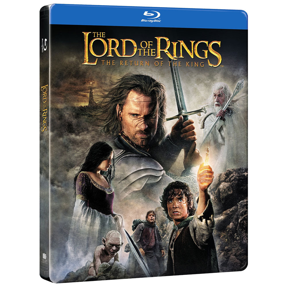 The Lord of the Rings: The Return of the King (Steelbook) (BD)