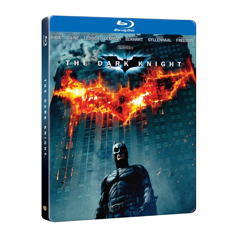 The Dark Knight (Steelbook) (BD)
