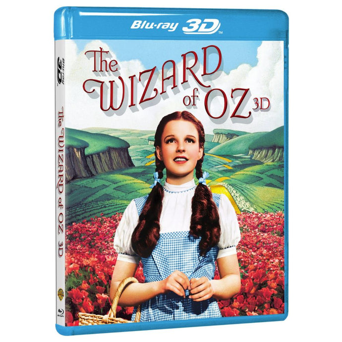 The Wizard of Oz 3D (75th Anniversary Edition) (Blu-ray 3D)