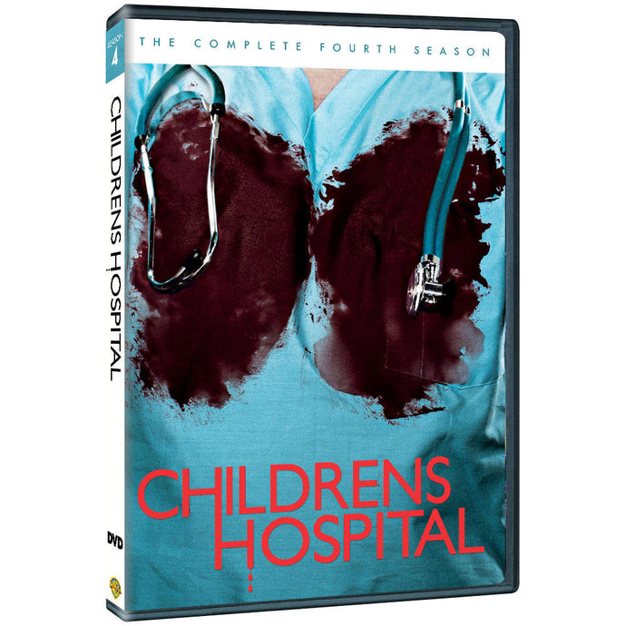 Childrens Hospital: The Complete Fourth Season (MOD)