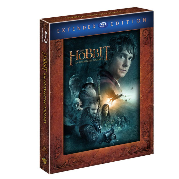 The Hobbit: An Unexpected Journey (Extended Edition) (BD)
