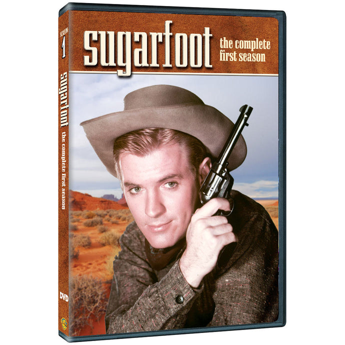 Sugarfoot: The Complete First Season (MOD)