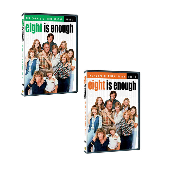 Eight is Enough: The Complete Third Season (MOD)