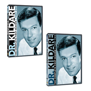 Dr. Kildare: The Complete First Season, BTB 2 Pack (MOD)
