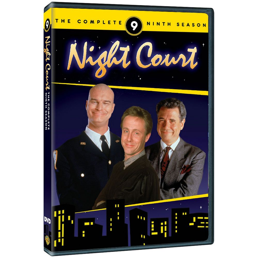 Night Court: The Complete Ninth Season (MOD)