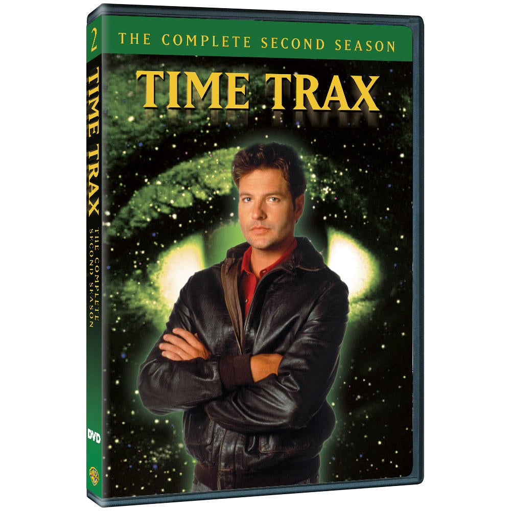 Time Trax: The Complete Second Season (MOD)
