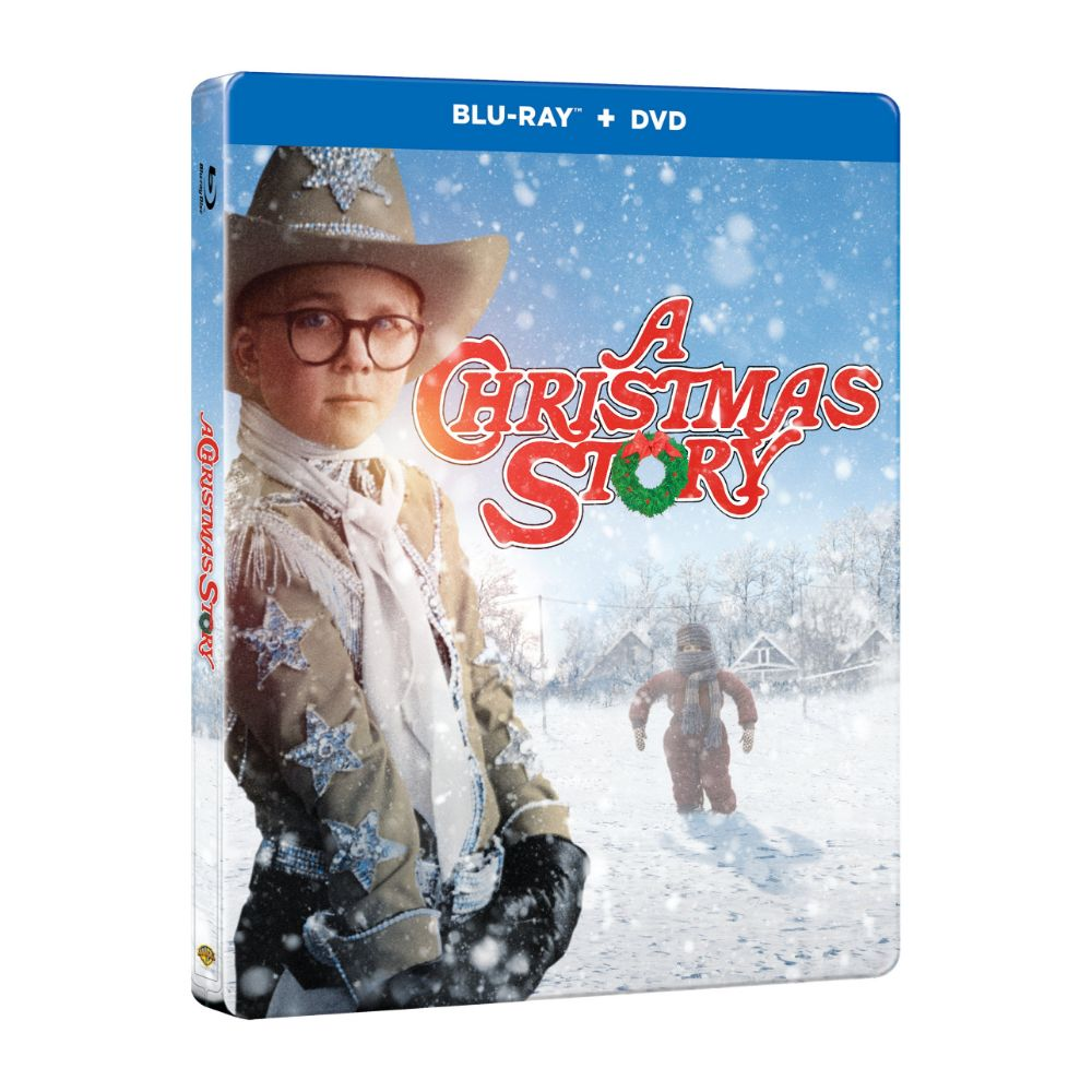 A Christmas Story (30th Anniversary) (Steelbook) (BD)
