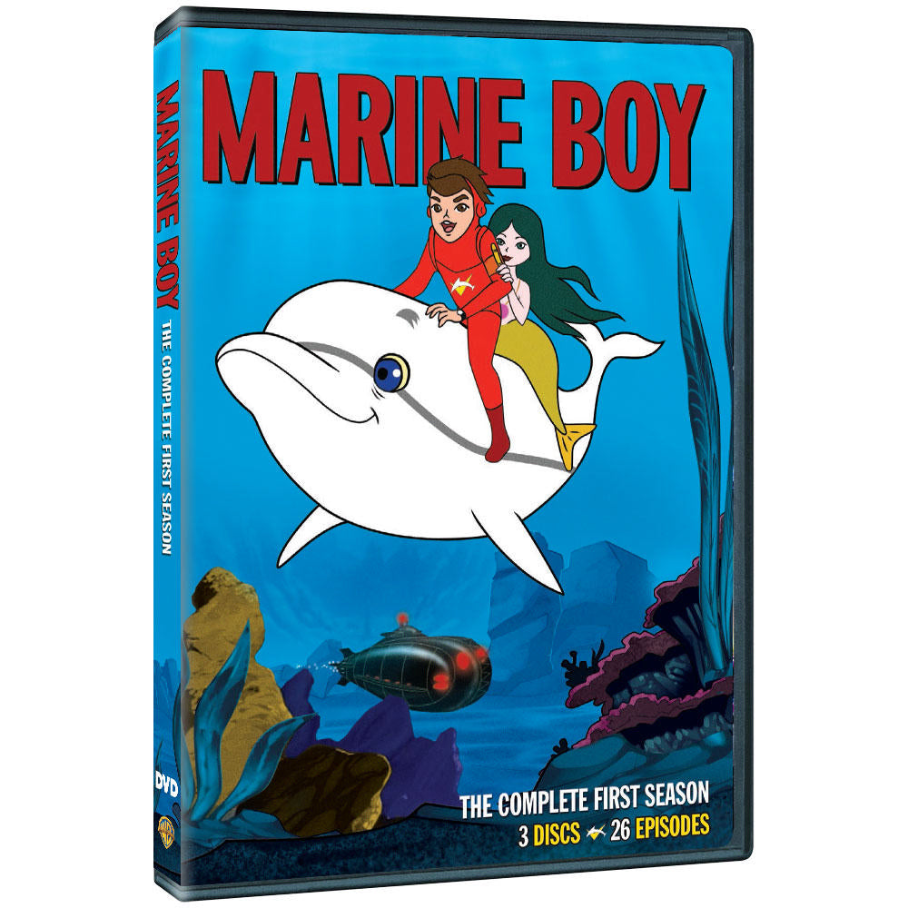 Marine Boy: The Complete First Season (MOD)