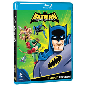Batman: The Brave and the Bold: The Complete First Season (BD)