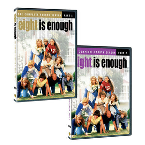 Eight is Enough: The Complete Fourth Season (MOD)