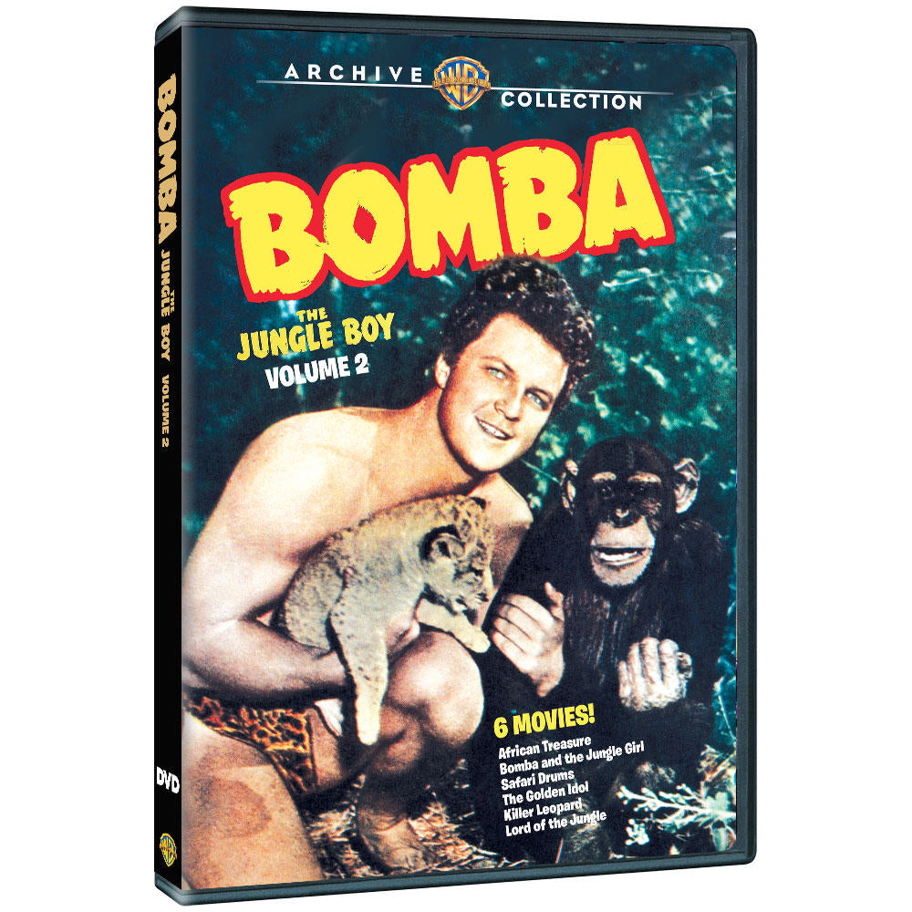 Bomba, The Jungle Boy: Volume Two (MOD)
