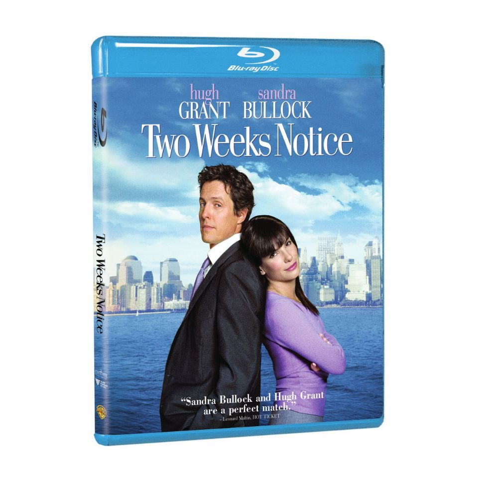 Two Weeks Notice (BD)