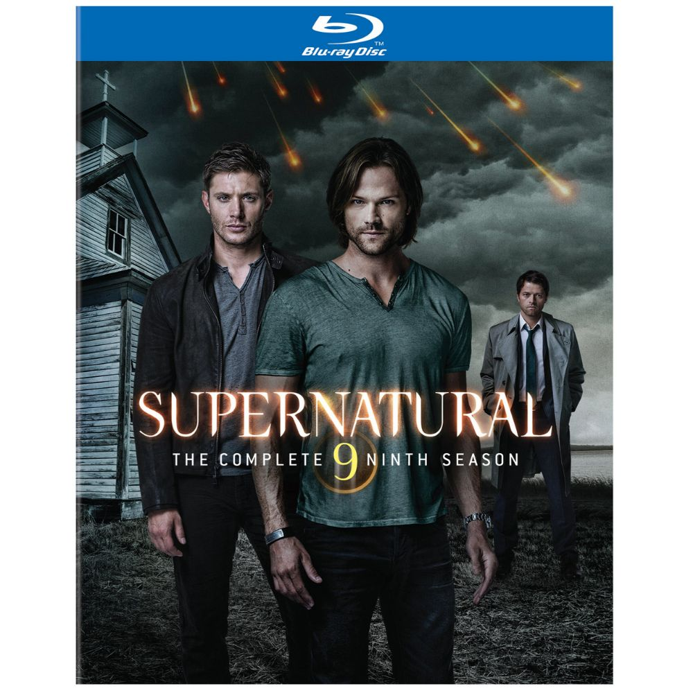 Supernatural: The Complete Ninth Season (BD)