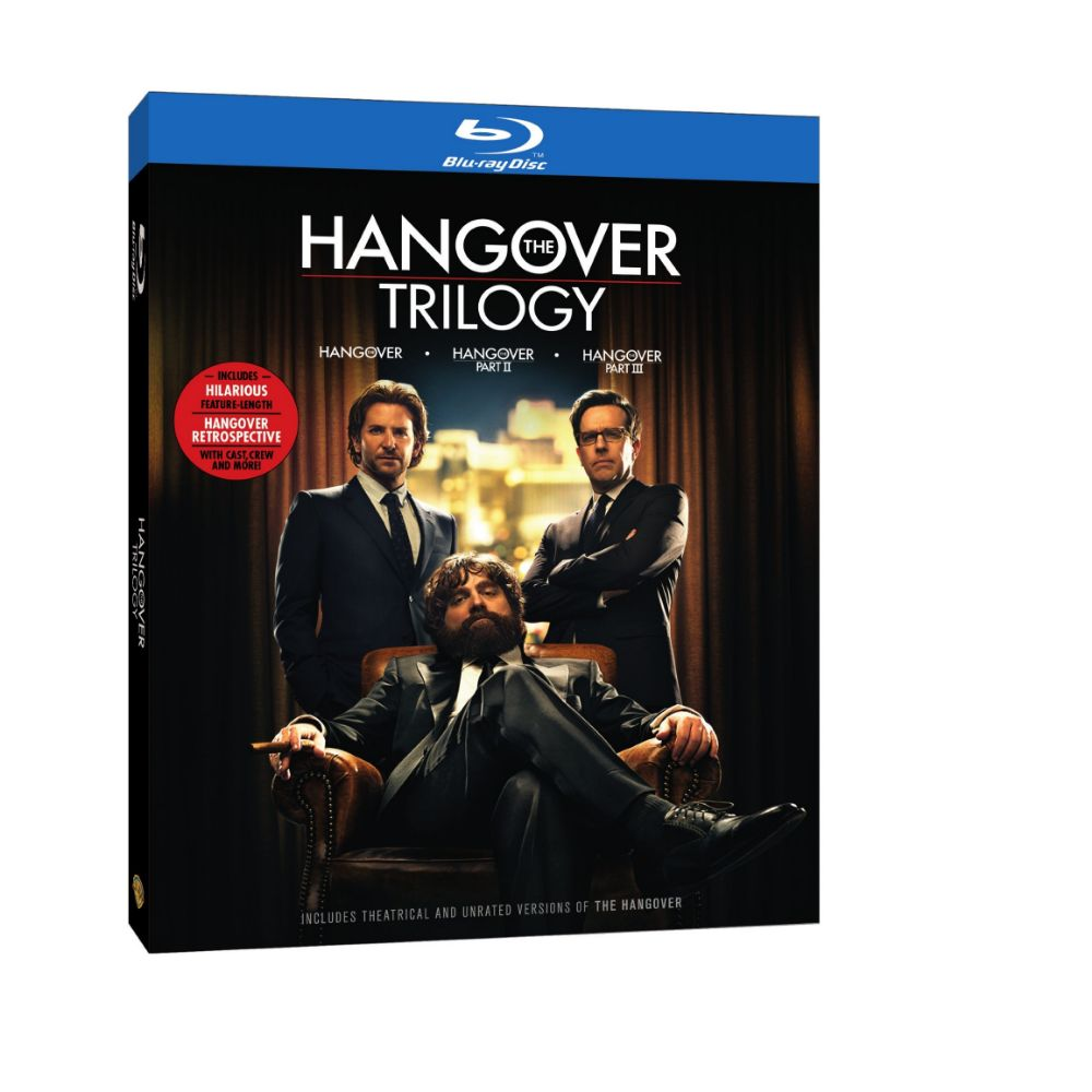 The Hangover Trilogy (BD)