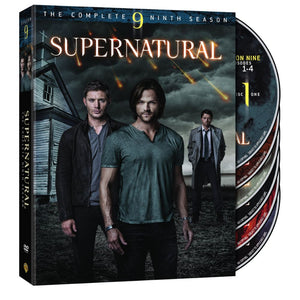Supernatural: The Complete Ninth Season (DVD)