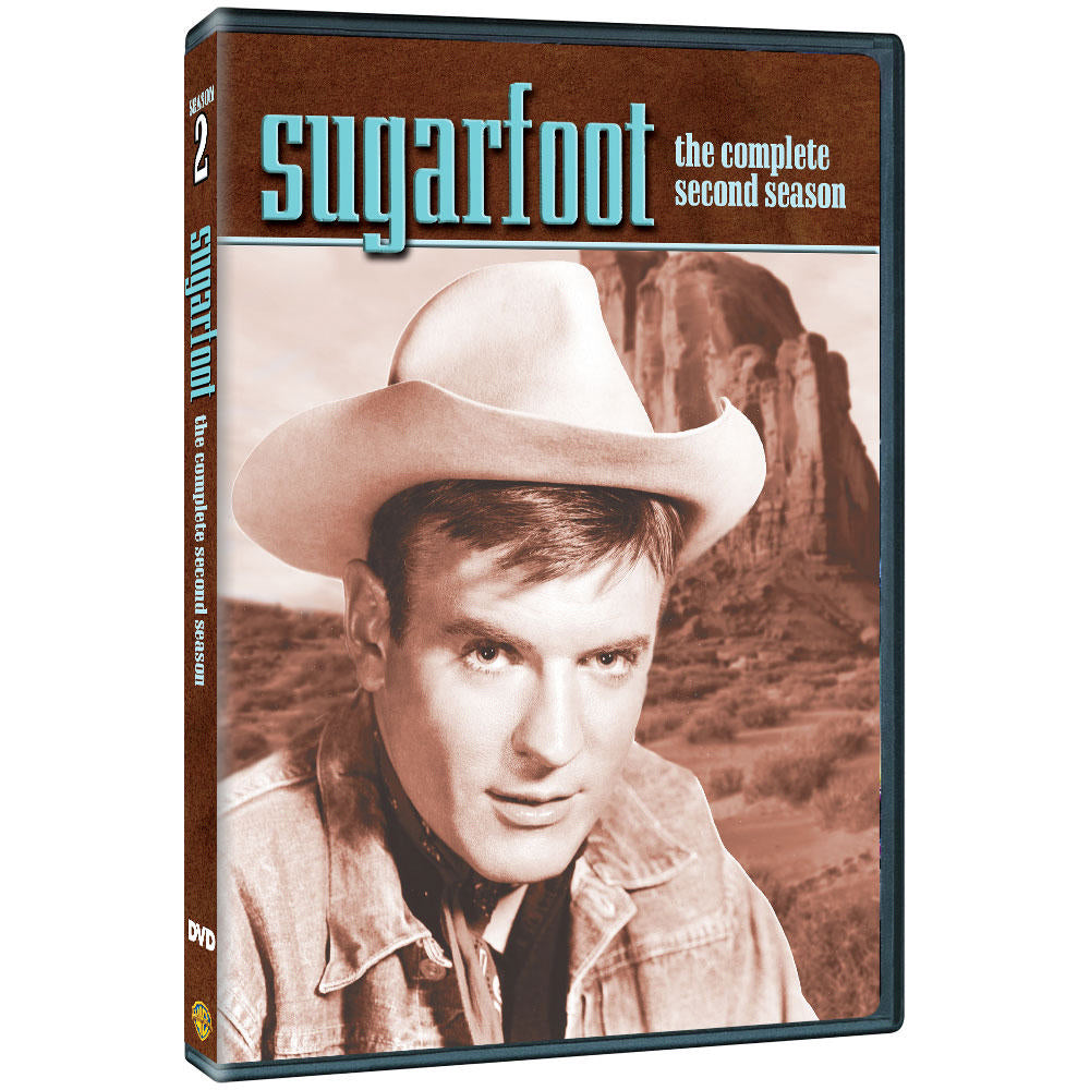 Sugarfoot: The Complete Second Season (MOD)