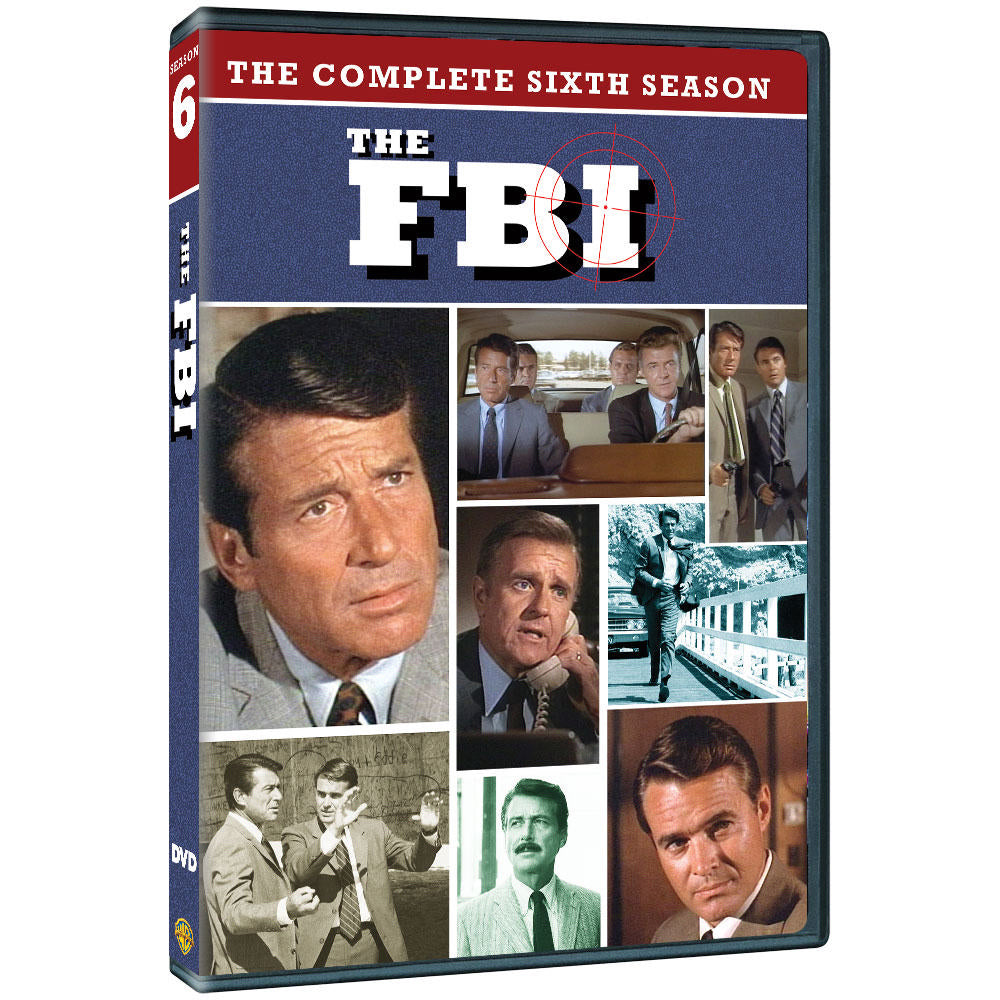 The FBI: The Complete Sixth Season (MOD)