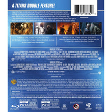Clash of the Titans / Wrath of the Titans (Double Feature) (BD)