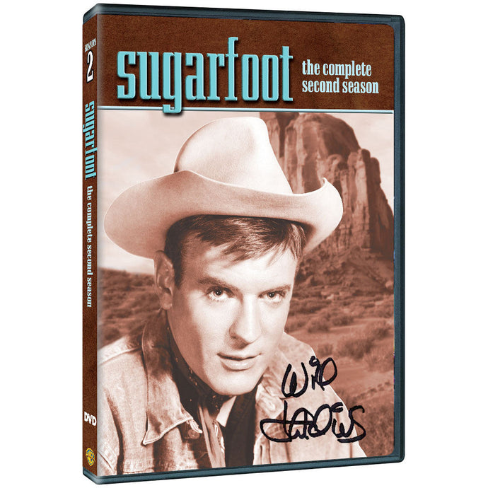Sugarfoot: The Complete Second Season (Special Edition) (MOD)
