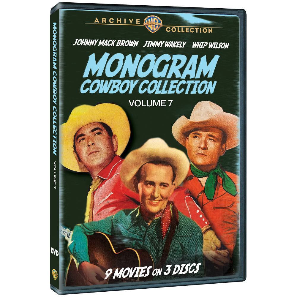 Monogram Cowboy Collection Volume 7
