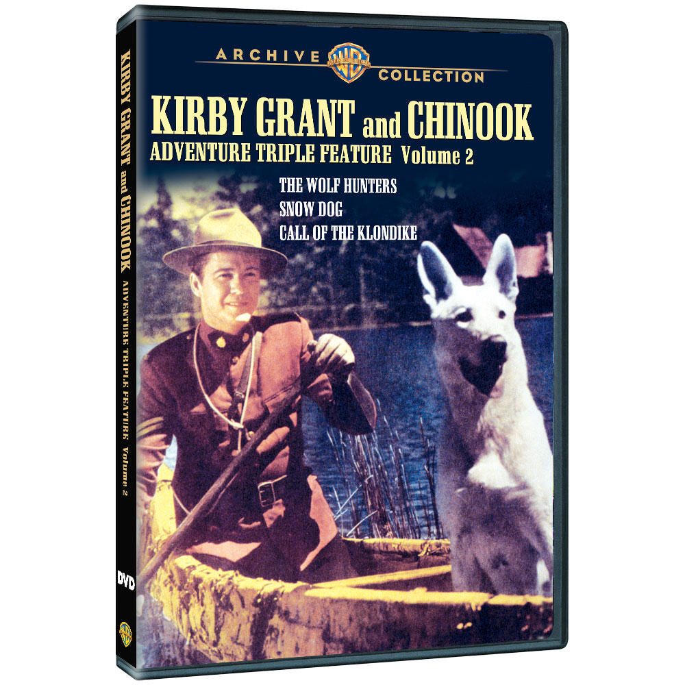 Kirby Grant & Chinook Adventure Triple Feature: Volume Two (MOD)