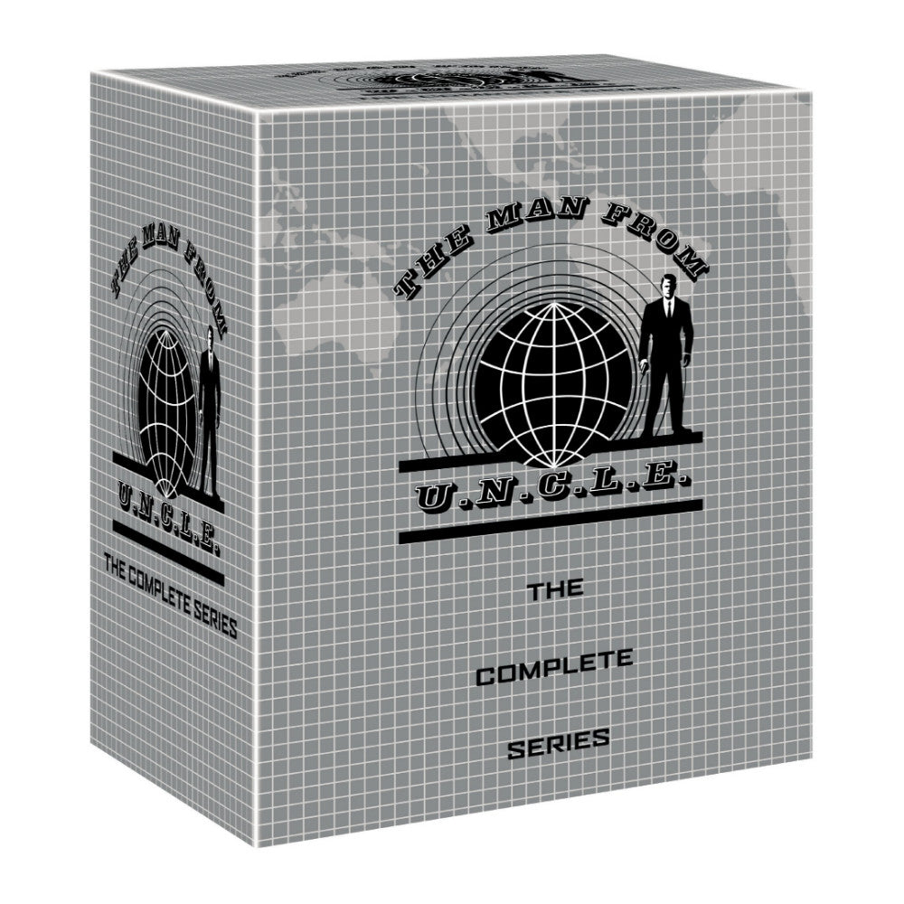 The Man From U.N.C.L.E.: The Complete Series (DVD)
