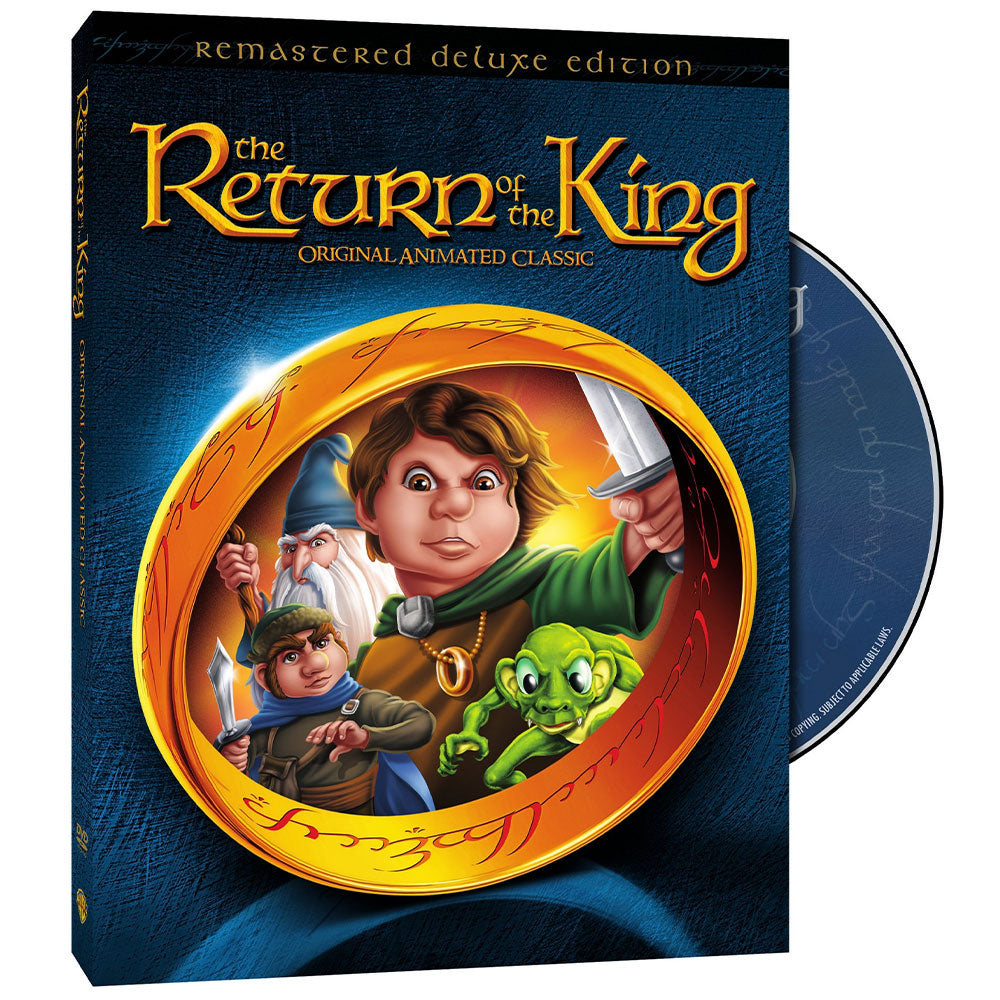 The Return of the King (Remastered Deluxe Edition) (DVD)