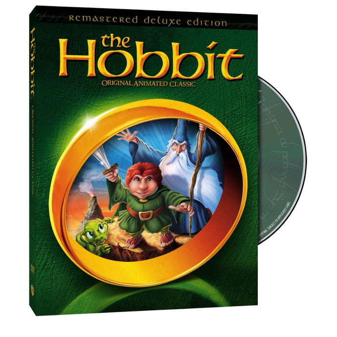 The Hobbit (Remastered Deluxe Edition) (DVD)