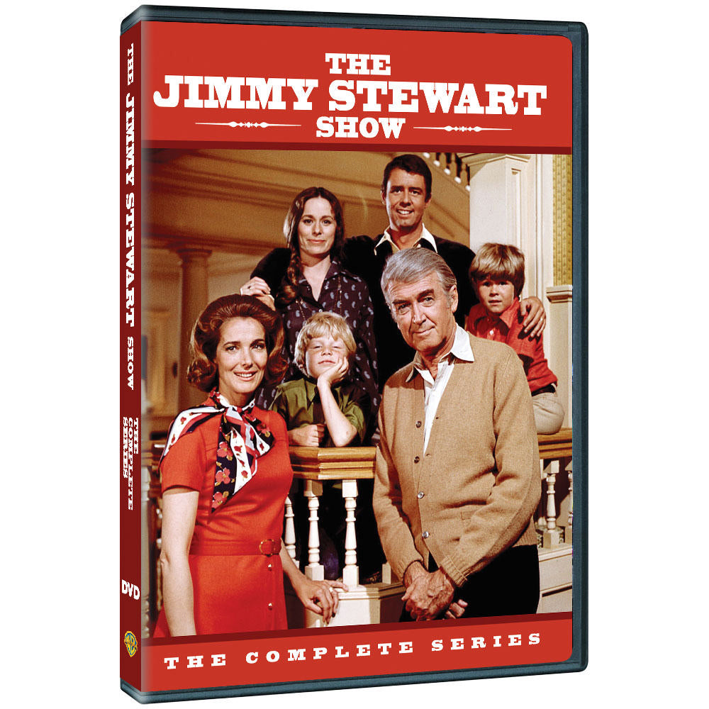The Jimmy Stewart Show: The Complete Series (MOD)