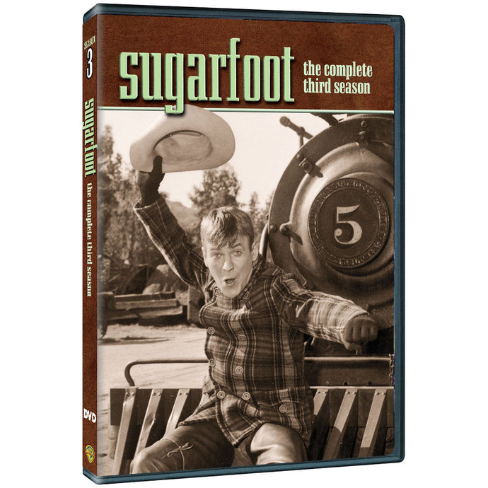 Sugarfoot: The Complete Third Season (MOD)