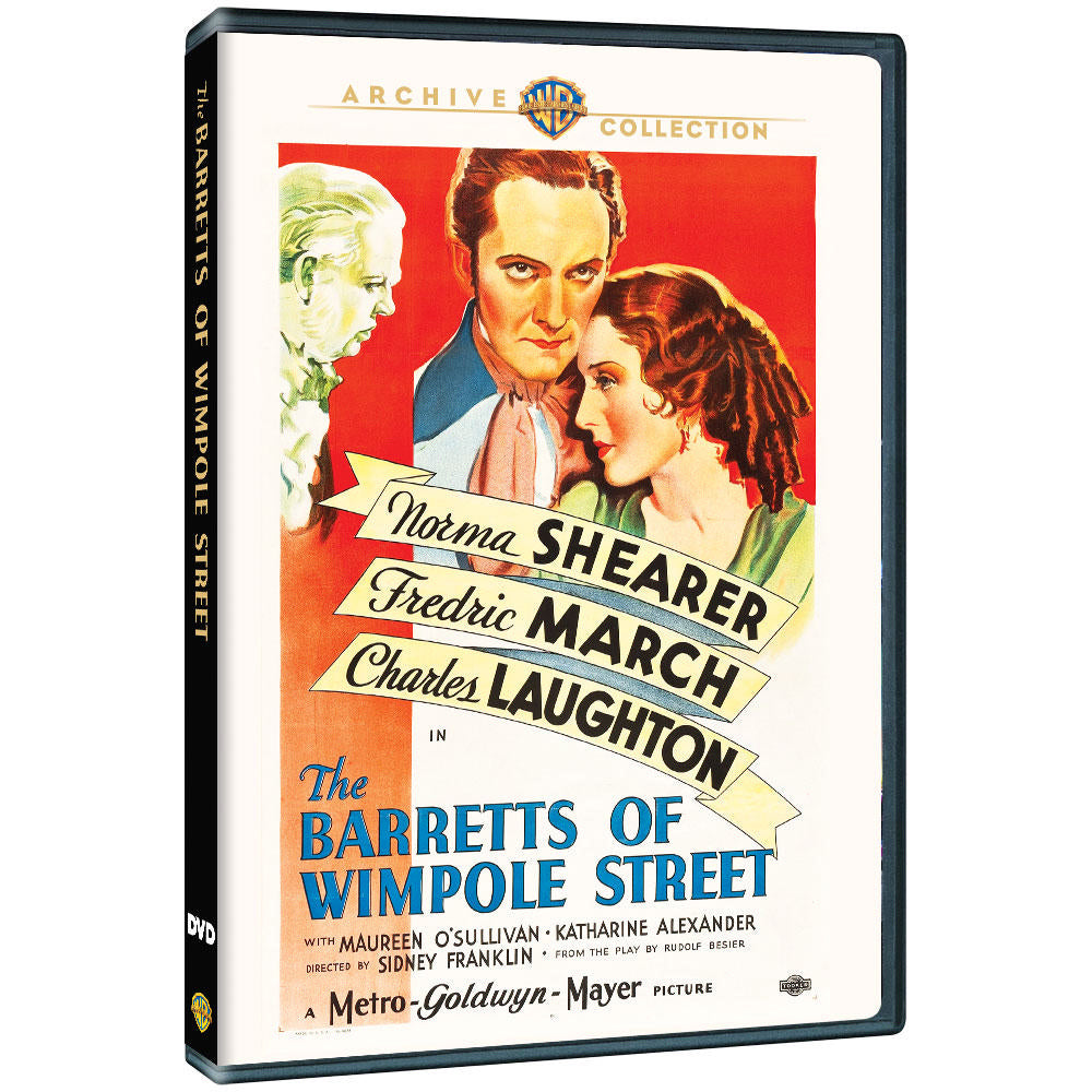 Barretts of Wimpole Street, The (1934) (MOD)