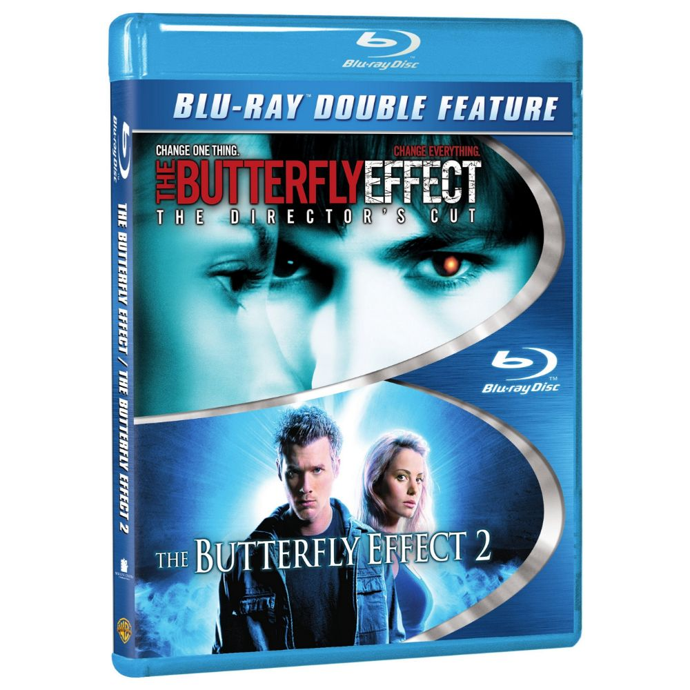 The Butterfly Effect / The Butterfly Effect 2 (Double Feature) (BD)