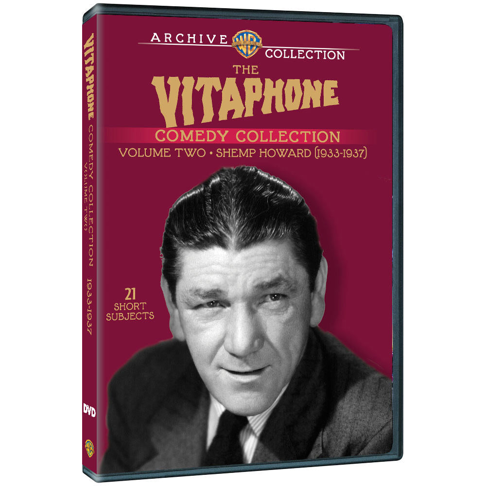 Vitaphone Comedy Collection Volume Two Featuring Shemp Howard (MOD)