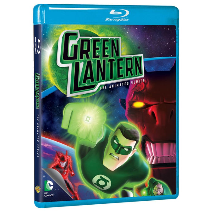 Green Lantern: The Animated Series (BD)