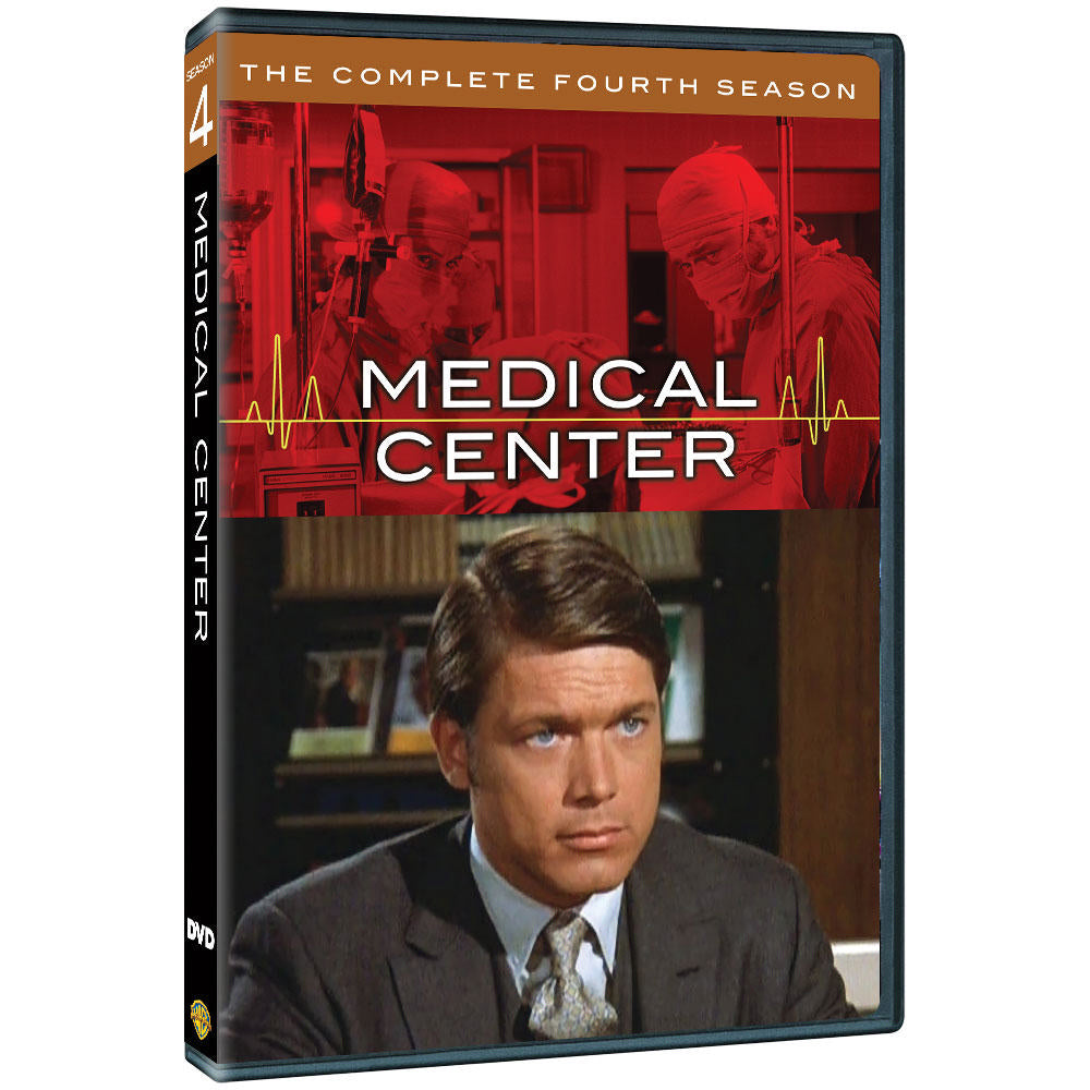Medical Center: Season 4 (MOD)