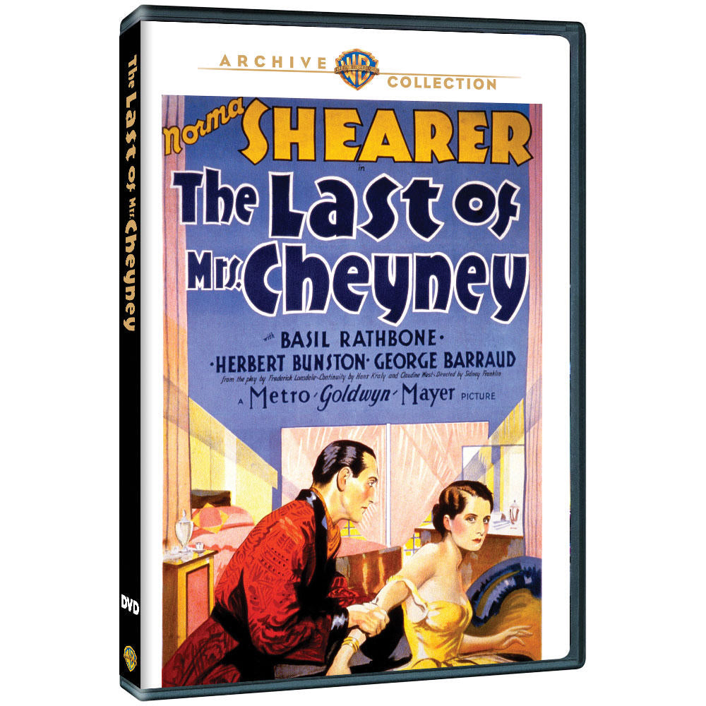 Last of Mrs. Cheney (1929) , The (MOD)