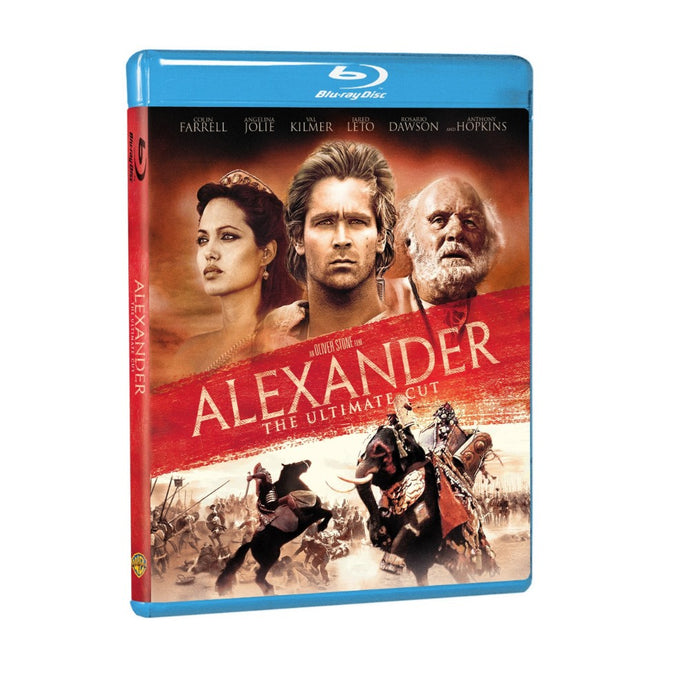 Alexander:The Ultimate Cut (BD)