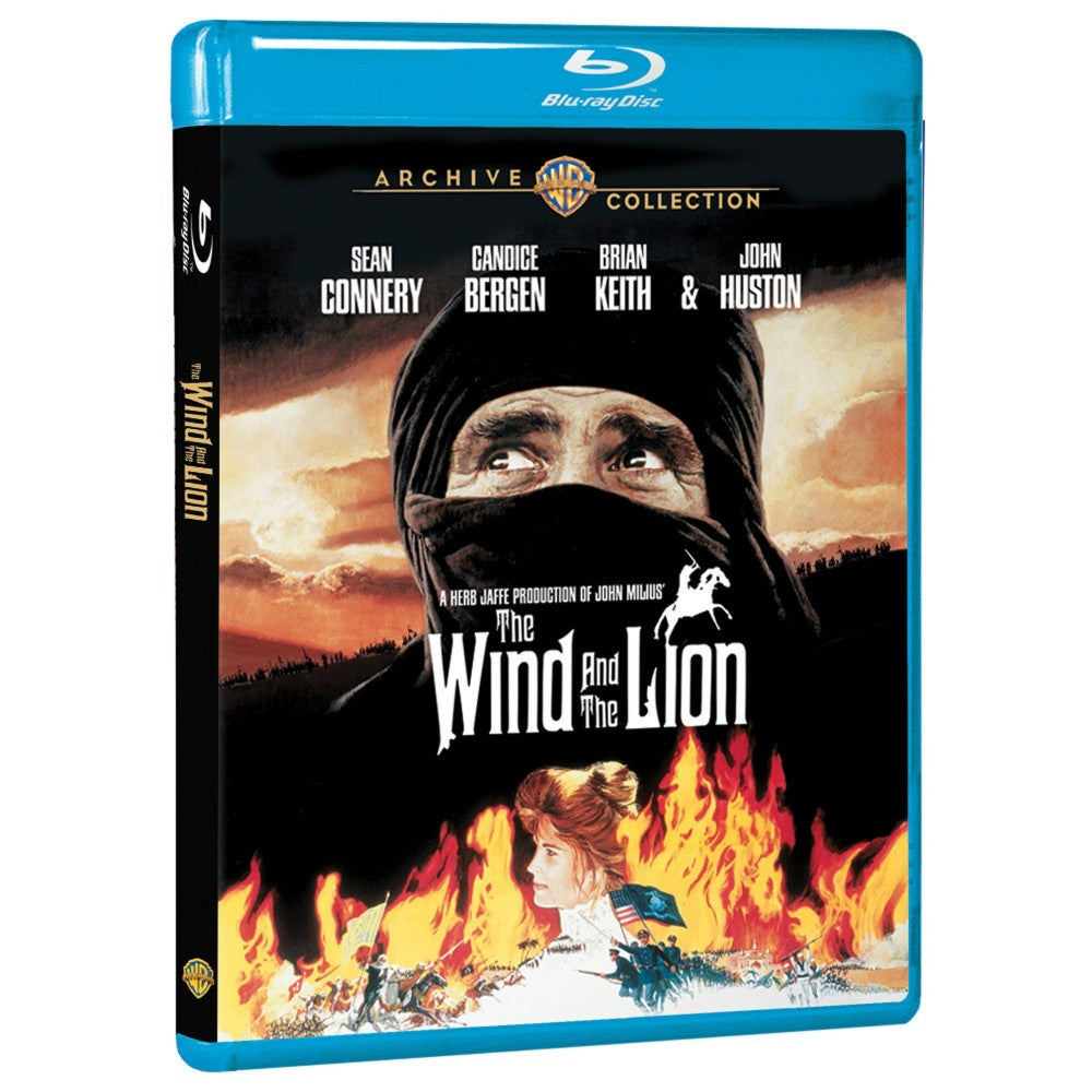 The Wind and the Lion (BD)