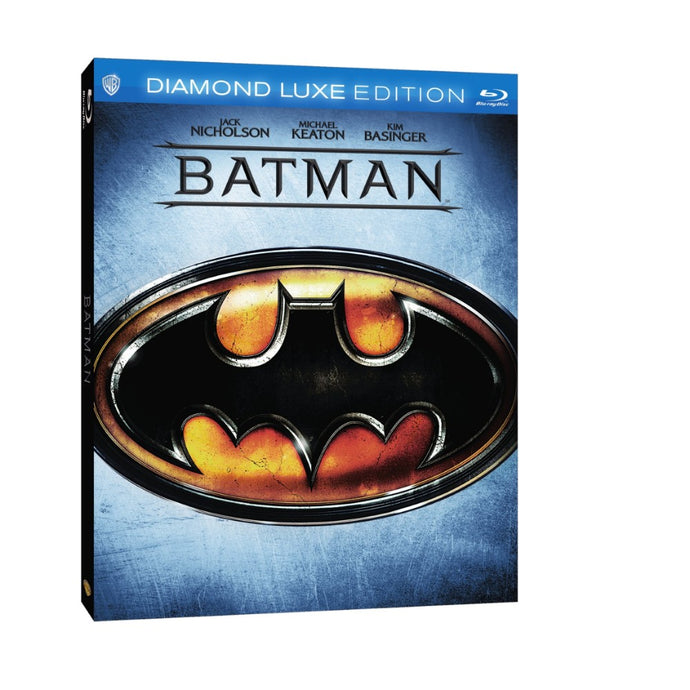 Batman (25th Anniversary Edition) (Diamond Luxe Edition) (BD)