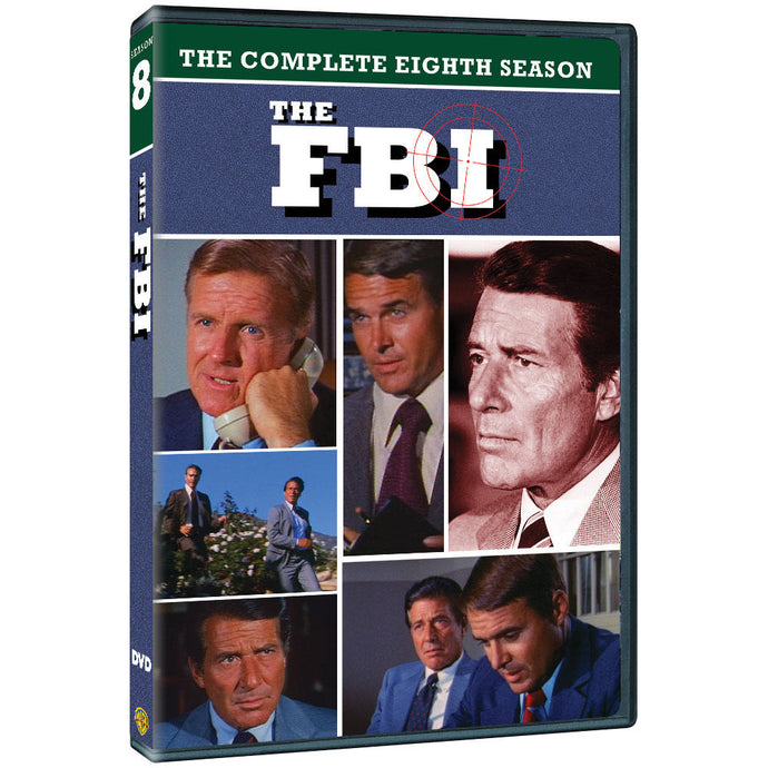 The FBI: The Complete Eighth Season