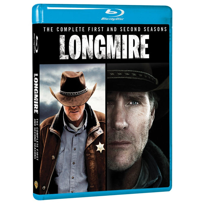 Longmire: The Complete First and Second Seasons (BD)